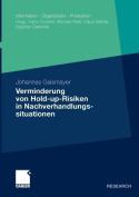 Verminderung Von Hold-Up-Risiken in Nachverhandlungssituationen