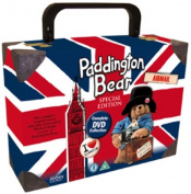 Paddington Bear Complete DVD Collection [Special Edition] [Region 2] [Special Edition]