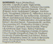 gloTherapeutics Conditioning-Hydration Cream 60ml