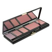The Lip & Cheek Palette (3x Lipgloss, 1x Cream Blush, 1x Lipstick) - # Mauves, -