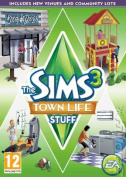 The Sims 3: Town Life Stuff [Region 2]