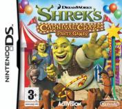 Shrek's Carnival Craze Party Games