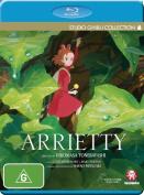 Arrietty (Studio Ghibli Collection) [Blu-ray] [Region B] [Blu-ray]