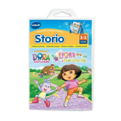 Vtech Storio Animated Reading System Dora Software