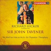 Richard Hickox conducts Sir John Tavener