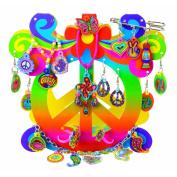 ALEX Toys Peace & Love Shrinky Dinks Jewellery Kit