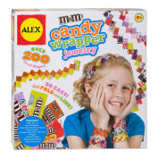 ALEX Toys M & M's Candy Wrapper Jewellery Kit