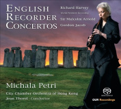 English Recorder Concertos [2012]