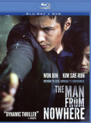 The Man from Nowhere [Region 1] [Blu-ray]