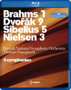 Thomas Dausgaard [Region B] [Blu-ray]