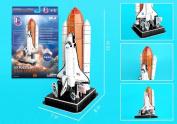Space Shuttle 3D Puzzle
