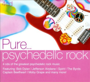 Pure... Psychedelic Rock [Digipak]