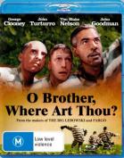 O Brother, Where Art Thou? [Region B] [Blu-ray]