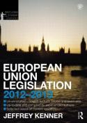 European Union Legislation 2012-2013