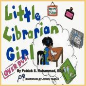 Little Librarian Girl