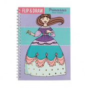 Princesses Flip and Draw