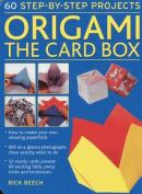 Origami: The Card Box