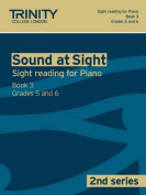 Sound at Sight Piano: Bk. 3