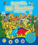 Can You Find 1001 Dinosaurs and Other Things?