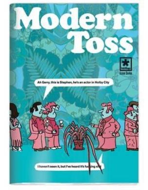 Modern Toss: Issue 7: Ah Gerry This is Steven...