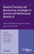 Advanced Processing and Manufacturing Technologies VI