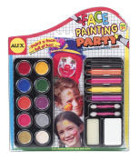 Alex Toys 467150 Face Painting Party Kit-