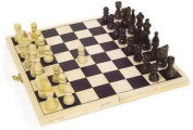 Chess Board game with folding box.