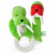 Walrus Teether and Rabbit - BRIO My Very First - from Marbel Toys