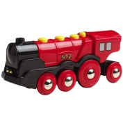 BRIO 33223 Mighty Red Action Locomotive