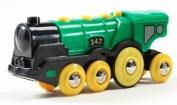 BRIO 33239 Big Green Action Locomotive