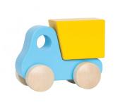 Little Dump Truck Blue - Hape - from Marbel Toys