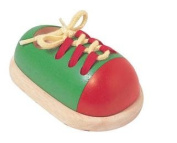 Plan Toys Tie Up Shoe