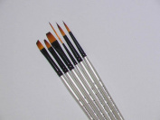 ArtMaster Pearl Synthetic Watercolour/Acrylic Brush - Filbert Size 12
