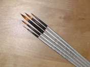 ArtMaster Pearl Synthetic Round Brush Set No2 NEW!