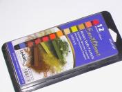 Artist Soft Pastels 'Earthtone' colours