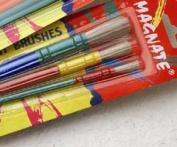 Children's Plastic Handle Brush Sets
