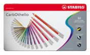 Swan STABILO CarbOthello Pastel Pencil Sets  - 24 set