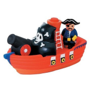 Pirate Boat - Bath and Pool Toy - Floating Fun!