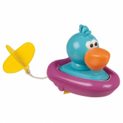 Sassy Pull and Go Boat Bath Toy