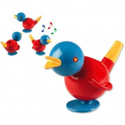 Ambi Chirpy Bird - Two in One Whistle and Bath Toy