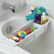 Bath Storage Basket from Kidco with ** BONUS ** Tooth Tissues!