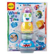 Alex Toys Whale of a Time RubaDub Bath Toy