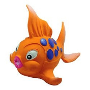 Kissy Fish Natural Rubber Bath Toy