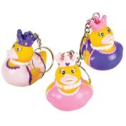 Princess Duck Keychains - 24 per unit