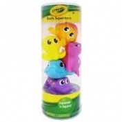 . Bathtime Pals Squirt and Float Toys Squeeze 'N Squirt!