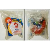 McDonalds - Tub Toy #2 - KERMIT the Frog, 1995