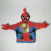 Spiderman Terry Cloth Bath Wash Mit / Puppet