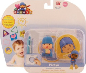 Pocoyo & Friends with Pocoyo Bath Fun Traceables Figure Toy