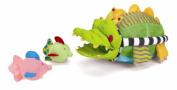 Manhattan Toy Royal Jungle Bath Toy