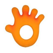 Handy Nautral Rubber Baby Teether Toy